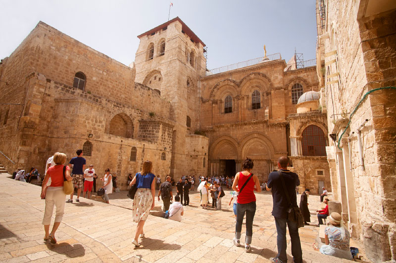 Church of the Holy Sepulchre (Jerusalem, Israel)